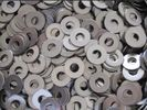 Hot Dip Galvanized Hard Steel Steel Spacer Washers , Precision Heavy Flat Washers Ring Gasket