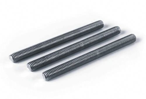 Carbon Steel Material All Thread Rod Zinc Plated Grade 4.8/6.8/8.8 1000-3000mm Length