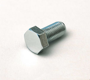 China Hot Dipped Galvanized Hex Bolts Metal Material M6-M24 DIN BSW ANSI Standard factory